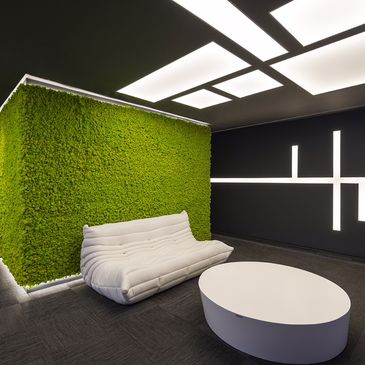 Why Furnish with MOSSwall®?