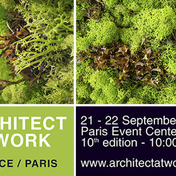 Architect@work Paris 2017