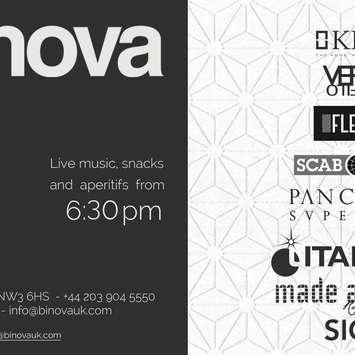 Inauguration for Binova London