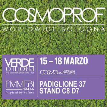 Cosmoprof Worldwide Bologna Italy