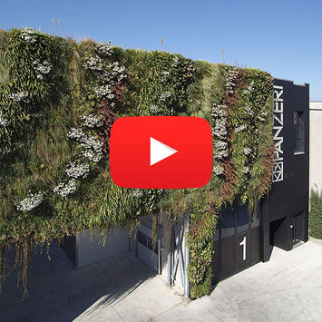 VP-MODULO System for Vertical Garden
