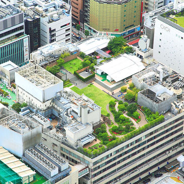 Green roofs incentives