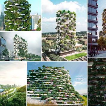 City Forest - Urban green conquers the world.