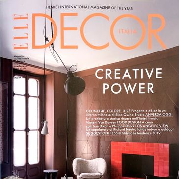 Elle Decor May 2019