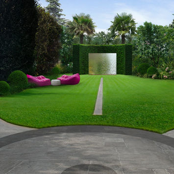 Private homes - Green areas design for private home