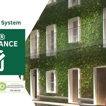 VP-MODULO System LEED® compliance