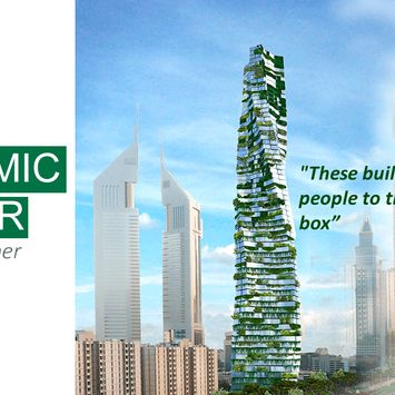 Verde Profilo for David Fisher: Dynamic Tower