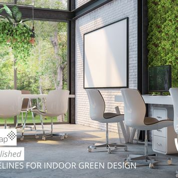 WELL CERTIFICATION | INDOOR GREEN DESIGN